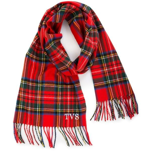 Red Tartan Softer Than Cashmere Plaid Scarf - Corner ($25) ❤ liked on Polyvore featuring accessories, scarves, red shawl, tartan shawl, plaid shawl, cashmere scarves and tartan plaid shawl