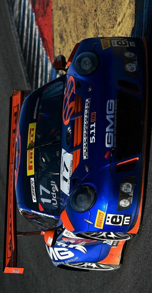 (°!°) Porsche 911 GT3 in the PWC Series