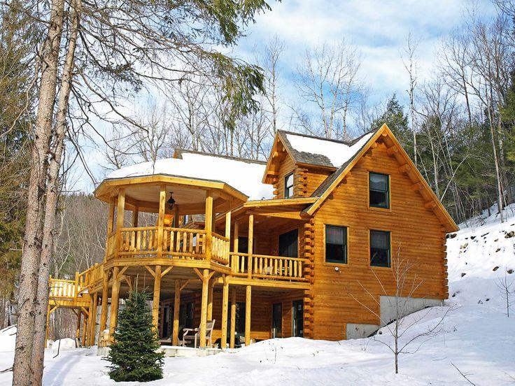 07791 - Katahdin Cedar Log Homes Floor Plans