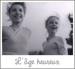 """L'âge heureux (1966) : feuilleton télévisé français sur la 1ere chaîne de l'ORTF, en 8 épisodes, réalisé par Philippe Agostini, créé par Odette Joyeux d'après son roman """"Côté jardin, Mémoires d'un rat"""".  Par jalousie, une petite danseuse emprisonne sur les toits de l'Opéra deux de ses compagnes qui bravant toutes les interdictions, se sont aventurées dans ce domaine interdit. C'est alors que survient l'accident et que débutent les malheurs de Delphine..."""