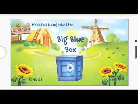 Big Blue Box Farm