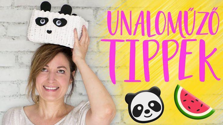 Nyári unaloműző tippek 2. Rész – pandák, dinnyék, egyebek   INSPIRÁCIÓK ...