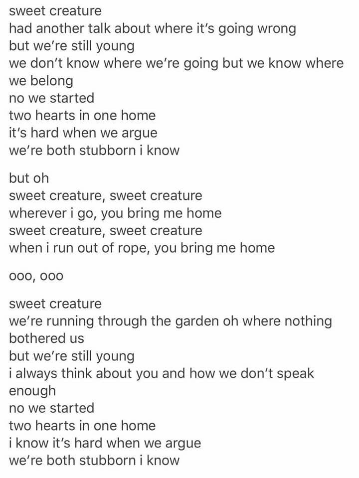 Lyric lyrics to sweater weather : 272 best Lyrics images on Pinterest | Lyrics, Music lyrics and ...