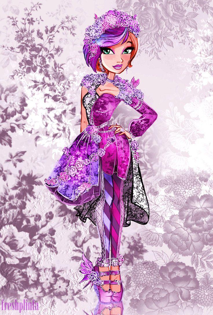 Everafter High Art Pinterest Disney Poppies And Snow Queen