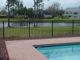 Image result for aluminium fencing large properties