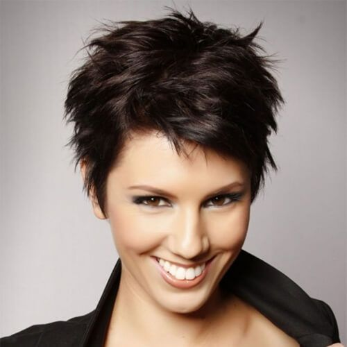 Image Result For Short Spikey Hairstyles For Women Pixie