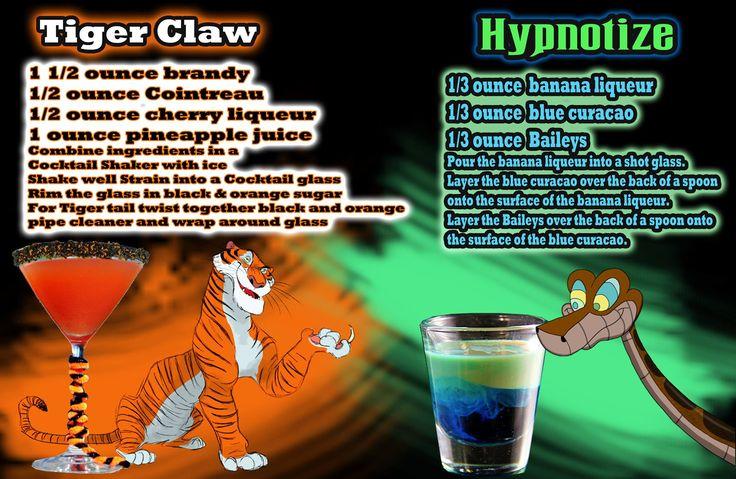 Image result for jungle cocktails