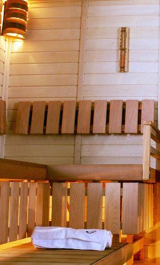 Sauna lights make your sauna experience more pleasant.  #Sauna #SaunaBenches #Lauteet #Saunanlauteet