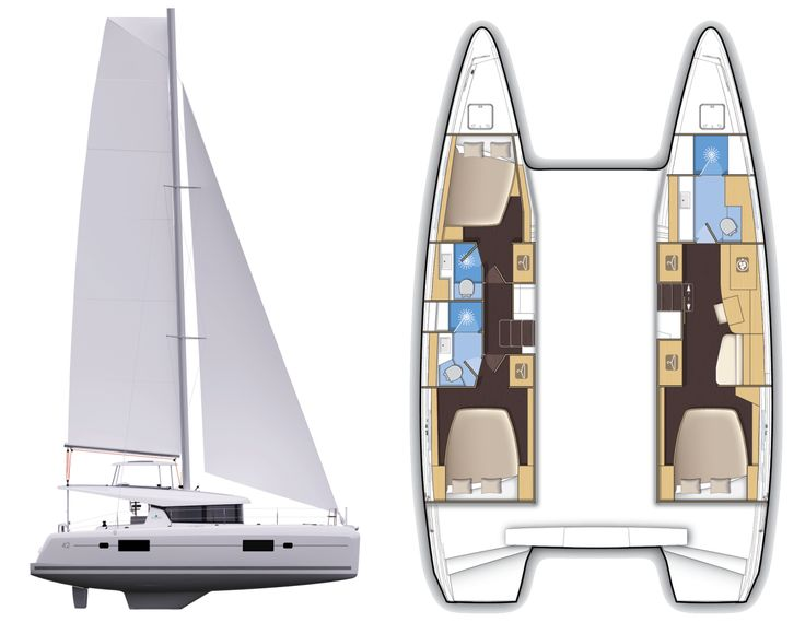Boat Review: Lagoon 42 - Sail Magazine