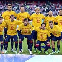 Gran Victoria!!! FC Barcelona 5-1 Español