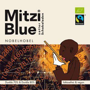 """Ein weiterer Testbericht, den wir euch nicht vorenthalten möchten, nimmt die verrückte Zotter Schokolade Mitzi Blue """"Nobelhobel"""" unter die Lupe. Zwei edelbittere dunkle Schokoladen werden hier miteinander kombiniert und..."""