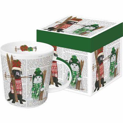 William & Kate Gift Boxed Mug