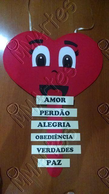 Coração_saudável com lingua e palavras boas