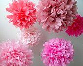 ON SALE WINTER Sale 30 Poms .... Pick Your Colors