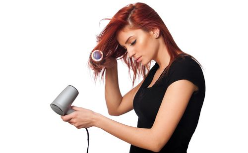 Stop hair loss at its tracks with these 5 practical tips: Do not dry your hair with high heat - http://www.urbanewomen.com/stop-hair-loss-at-its-tracks-with-these-5-practical-tips.html