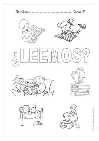 """Método de Lectura La enseñaza y el aprendizaje de la lectura, como manifestaciónes del Derecho la Educación, requieren de materiales específicos. Agracemos la participación de la Profesora Mª Teresa LLuzar (España) en el Poyecto """"Leer es un Derecho"""" a través de este material del que es autora."""