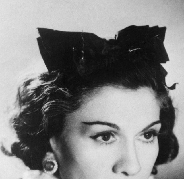Coco Chanel, inimitable woman that has inspired the Chanel GSBears Collection.