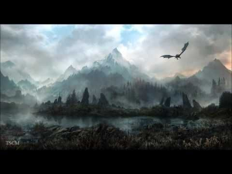 Jeremy Soule - From Past To Present (The Elder Scrolls: Skyrim Soundtrack) - So beautiful ♡