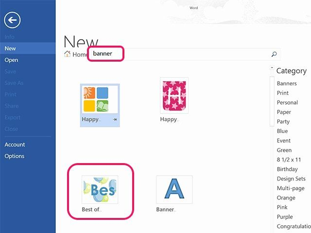 Banner Template For Word New How To Make A Banner In Microsoft Word Banner Template Invoice Template Word How To Make Banners