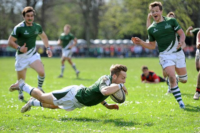 Freshers' Rugby, Varsity 2014