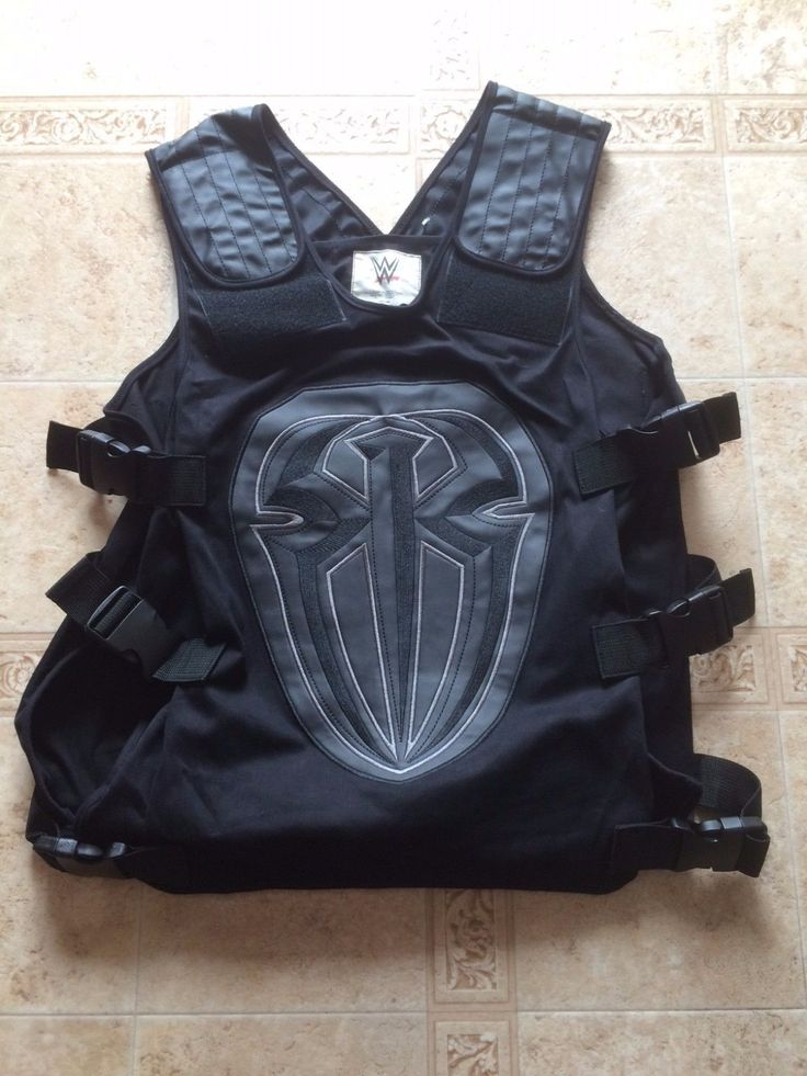 WWE Official Authentic ROMAN REIGNS Vest BRAND NEW Rare Shield Wrestlemania - http://bestsellerlist.co.uk/wwe-official-authentic-roman-reigns-vest-brand-new-rare-shield-wrestlemania/