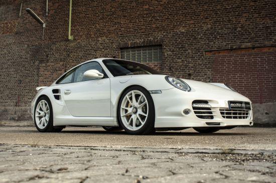 McChip-DKR Porsche 997 Turbo S - Picture 90994