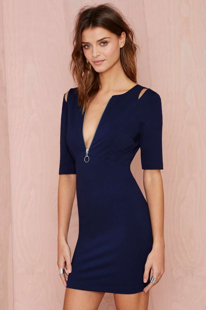Nasty Gal Trouble Child Knit Dress - Going Out | Body-Con | Dresses | Body Con | All