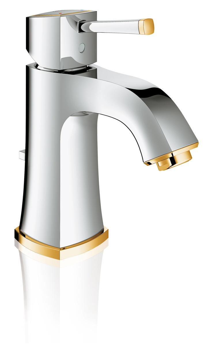 grohe grandera basin faucet advance plumbing supply pinterest london bathroom showers. Black Bedroom Furniture Sets. Home Design Ideas