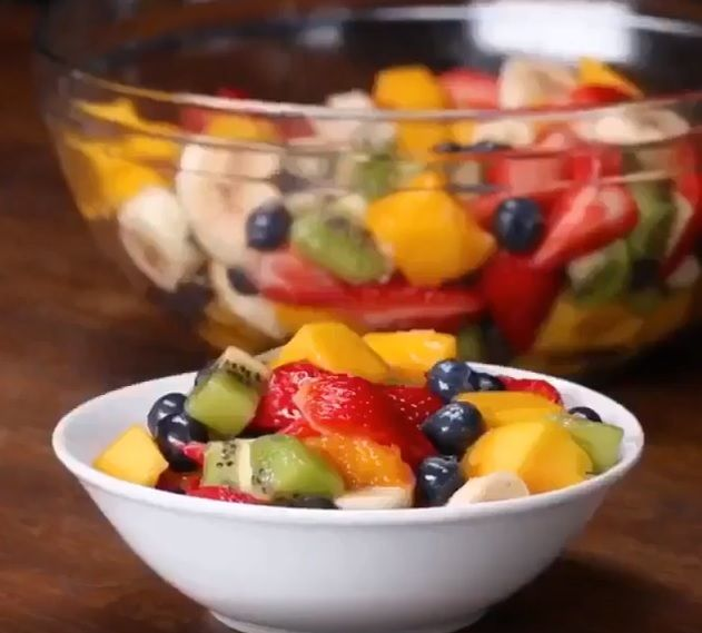Fruit Salad Fruit Salad Recipes Healthy Yogurt Fruit Salad With Yogurt