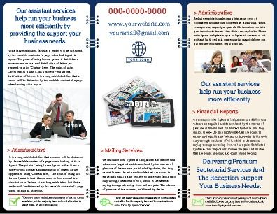 11 best Small Business Brochures images on Pinterest Brochure - business pamphlet templates free