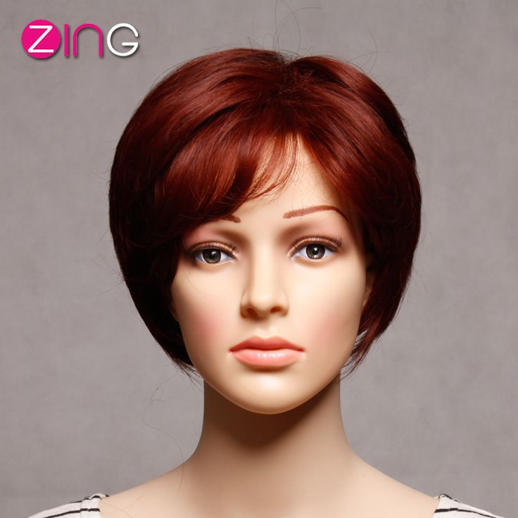 Zing Short Wig Cosplay 118 Red Color Love Live Cosplay Perruque Synthetic Women Women's Wig Pelucas Pelo Natural  Peruca Cosplay