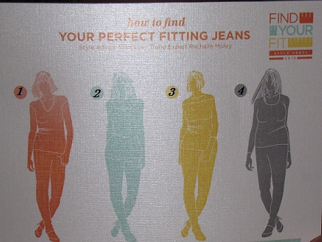 body-type-jeans Lee Jeans Giveaway @ The Nightowlmam