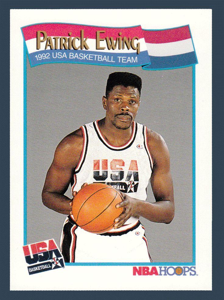 Patrick Ewing # 577 - 1991-92 Skybox Hoops Basketball