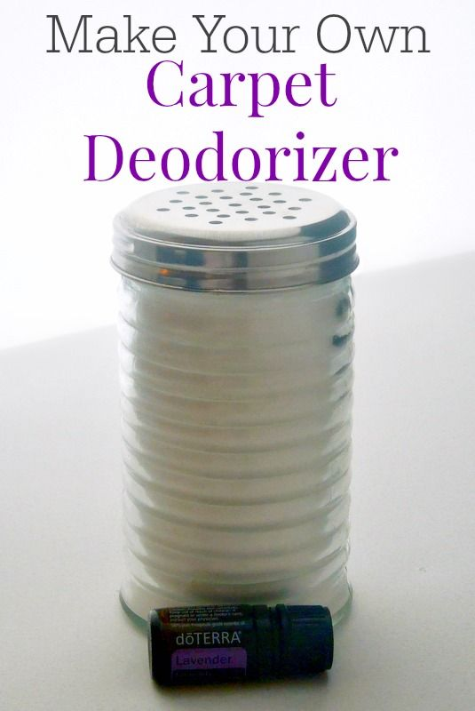 Want a safe carpet deodorizer that does not make you sneeze when you sprinkle it? Make your own homemade cleaners for a lot less money than store bought.