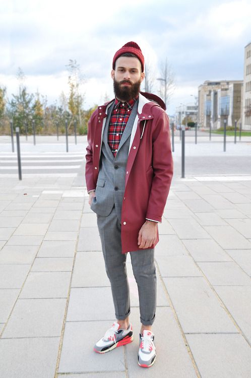 overdeauxis:  leauxnoir:  dsdany:  Whatever your style, you can wearing a sneakers.  his style is impeccable  FollowOverdeauxis, TheStree...