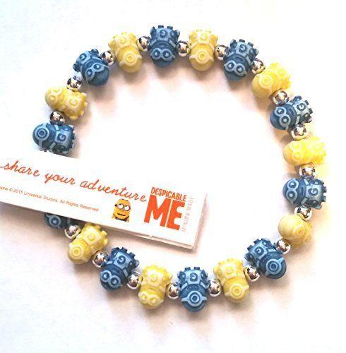 The trrtlz - DESPICABLE ME MINIONS - Licensed BLUE/YELLOW trrtlz Bracelet @ niftywarehouse.com #NiftyWarehouse #DespicableMe #Movie #Minions #Movies #Minion #Animated #Kids