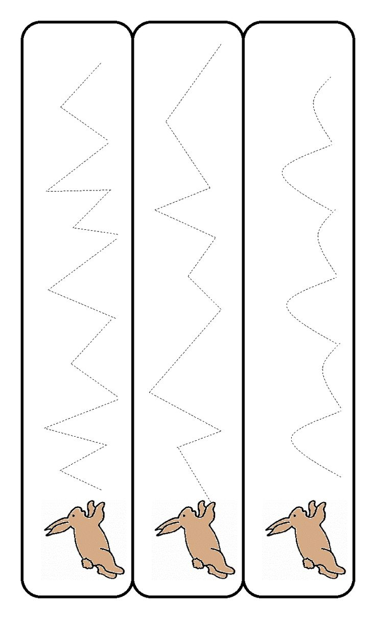 Pre writing printable. Helps prepare toddler for letters one day!