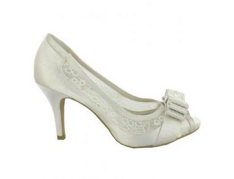 Svadobné topánky Menbur Filadelfa svadobný salón valery