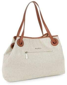 8181b742 Tommy Bahama Embroidered Canvas Tote #Bahama#Tommy#Embroidered ...