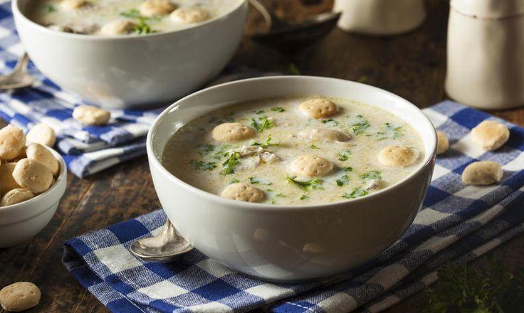 Zavzpomínejte s námi na školní jídelnu a udělejte si chutnou verzi mléčné polévky. Mléčná polévka pro děti bude chutnat i dospělým. tescorecepty.cz - čerstvá inspirace.