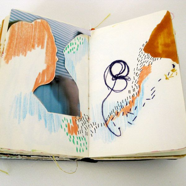 Sketchbook Series: Alison Worman