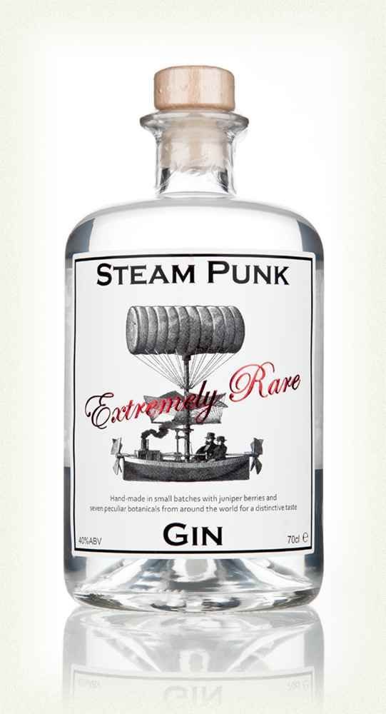SteamPunk Gin