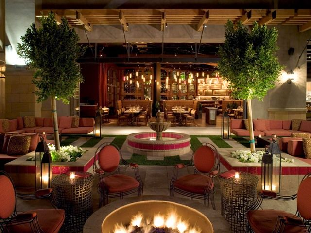 Charming Best Restaurant Outdoor Patios | Top Firepits At Valley Restaurants   Page 8