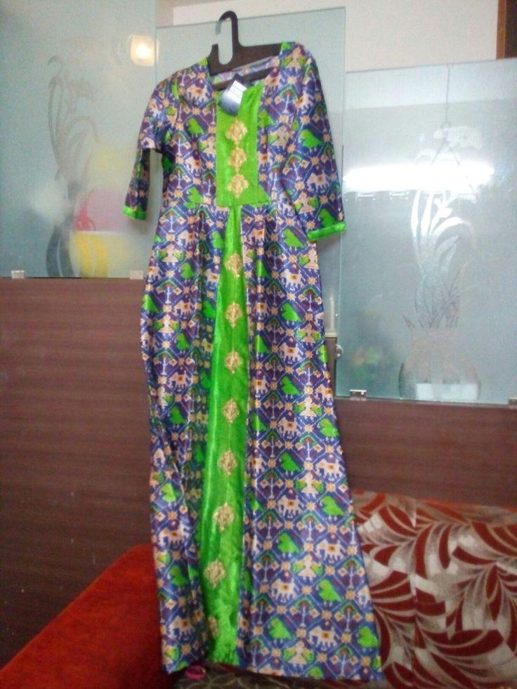 Patola fabric with pita hand work 4200