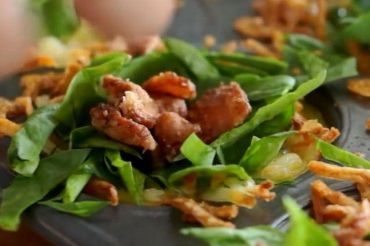 Comment cuisiner l 39 oeuf bacon et fromage dans sa tartelette de pomme de terre hach e - Comment cuisiner l amarante ...