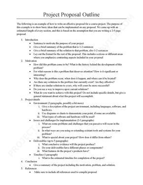 Professional Project Proposal Writing Service Online Project Business Proposal Format Business letter sample