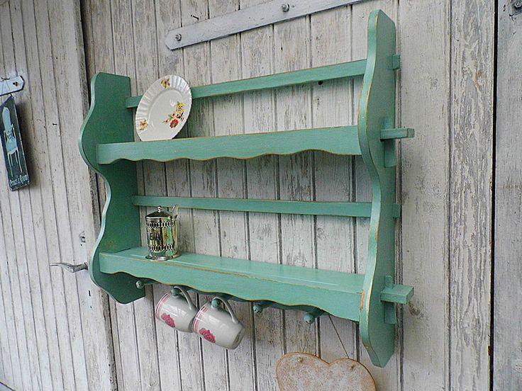 Vintage regal küche  198 besten Vintage kitchen ♥ Küche Bilder auf Pinterest | Wohnen ...