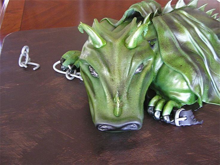 97 best Dragons Cakes images on Pinterest Dragon cakes Dragon