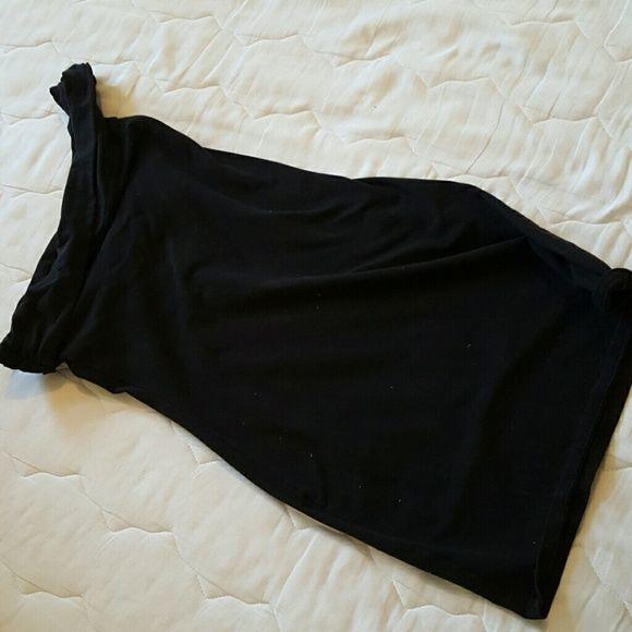 Victoria Secret Dress One shoulder strap dress. Lightly worn. Size small. Victoria's Secret Dresses One Shoulder