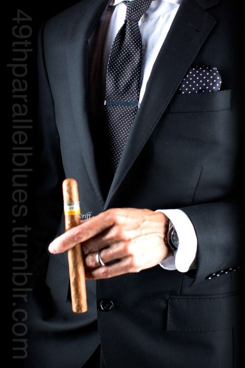 Suit And Cigar Suits N Cigars Mens Fashion Gentleman